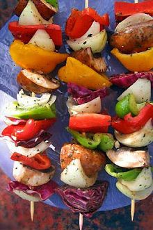 How to Grill Your Vegetables Like a Pro | StyleCaster