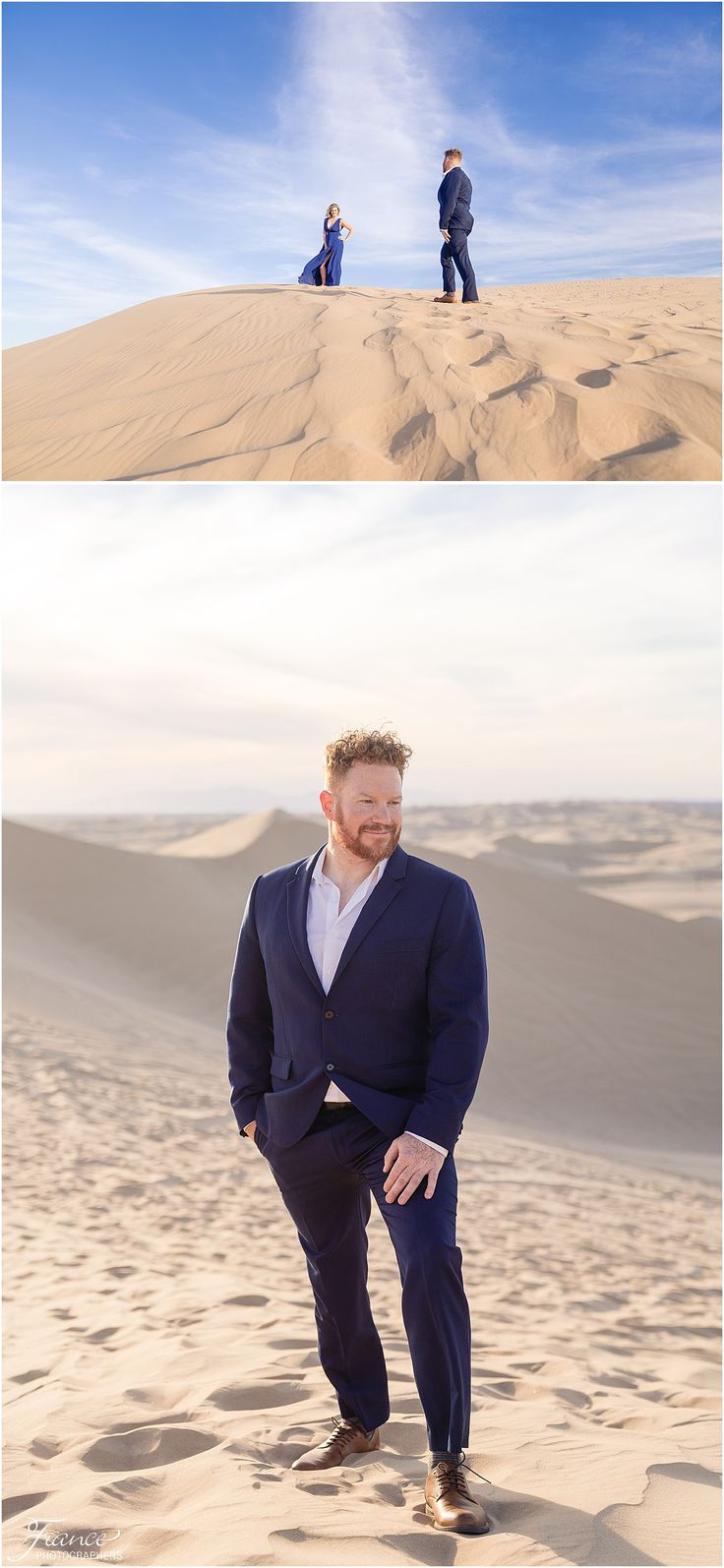 Glamis Sand Dunes Photoshoot | Anniversary Session | Formal anniversary photos |…