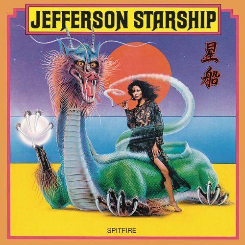 Jefferson Starship Spitfire - vinyl LP