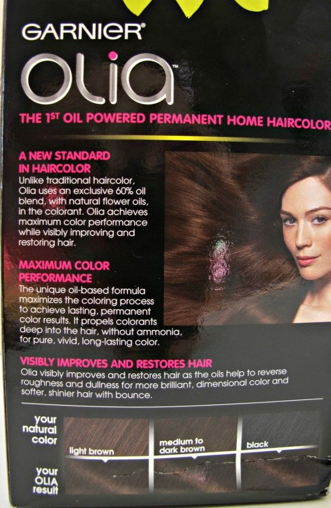 olia hair color review