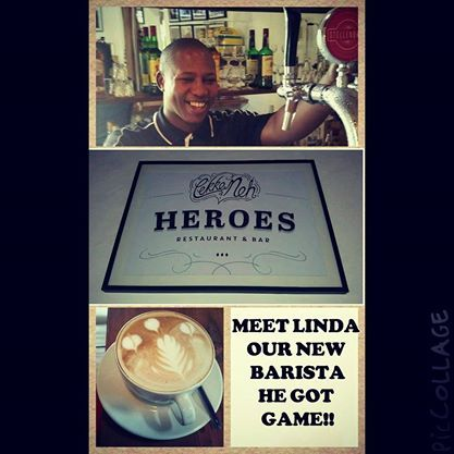 #lekkeneheroes is where you need to be!! Come down and enjoy!