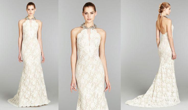 20 best Lazaro Bridal images on Pinterest | Wedding frocks ...