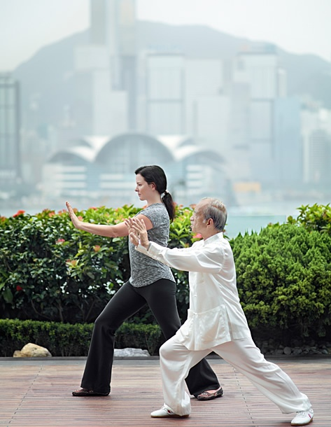 Tai chi is something I should've done years ago so glad I discovered it