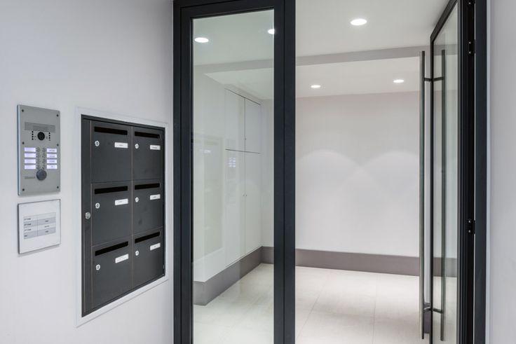 hall d immeuble decomany d coration immeuble pinterest. Black Bedroom Furniture Sets. Home Design Ideas