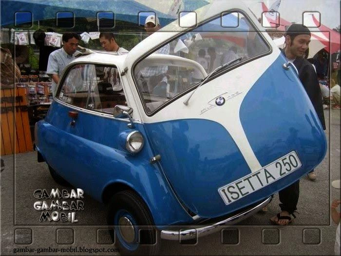 gambar mobil klasik modifikasi