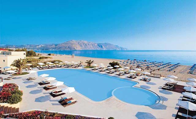 Club Héliades Pilot Beach Resort 5* à Gouves prix promo Voyage pas cher Crète Lastminute à partir 565,00 €