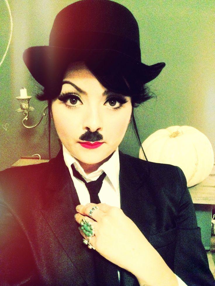 Charlie Chaplin Halloween Costume