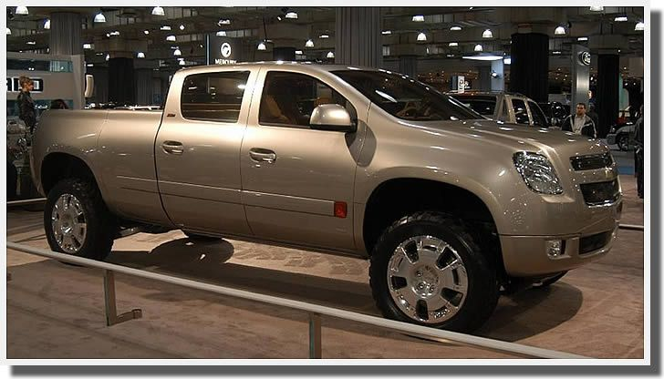 Could this really be the new look for the Silverado? This may take some getting used to so I think I'll hold all judgement for now.     What do you think of the new design?