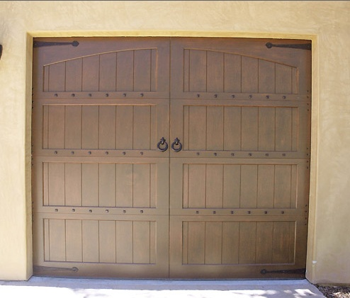 89 best images about clopay wood carriage house garage doors on pinterest stains fiberglass - Installing carriage style garage doors improve exterior ...