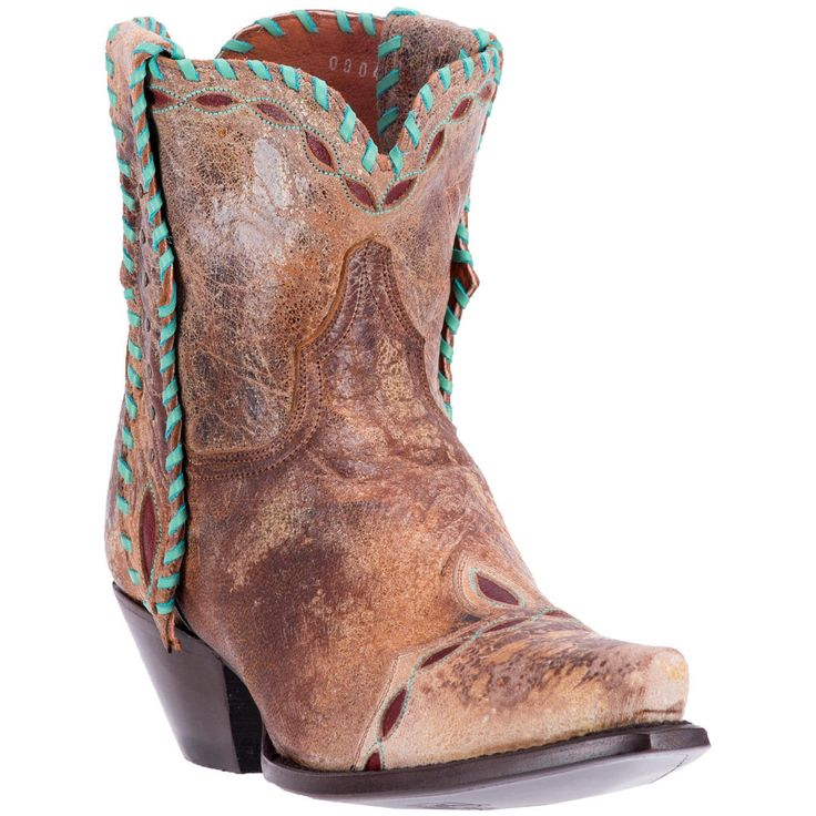 Luxury Short Cowboy Boots For Women