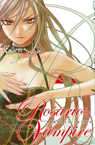 Manga - Manhwa - Rosario + Vampire Saison II - Edition Halloween Vol.1