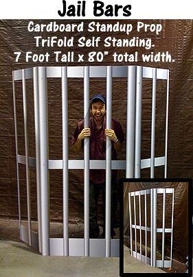 Cardboard Box jail | visit dinorentosstudios com