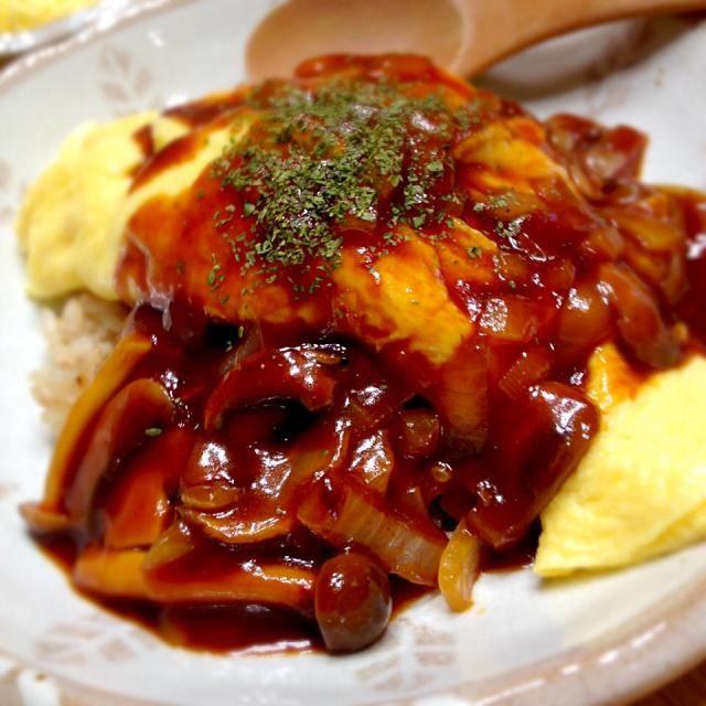 またまたご無沙汰晩御飯❤️ キノコたっぷり、うっまーーー✨ - 38件のもぐもぐ - うまうまオムライス❤️ by seachicken84
