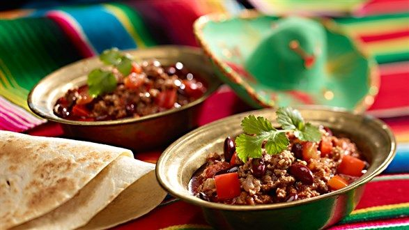 Chili Con Carne Przepis Recipe Food And Drink Food Presentation Food