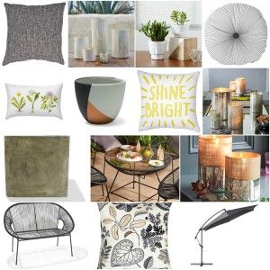 I'm currently in the process of looking at design ideas for my new unit... here's my ideas for the outside courtyard (as it's the most used room in the whole unit, I wanted it to be a place that would feel special for both the kittehs and I)  http://www.outback-revue.com/making-this-humble-unit-a-home/