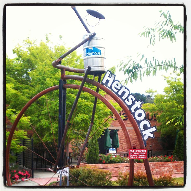 The #Lobethal Bierhaus Brewery #Adelaidehills #adelhills #Adelaide #southaustralia