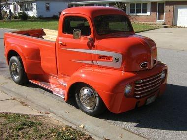 1948 Ford COE Mod