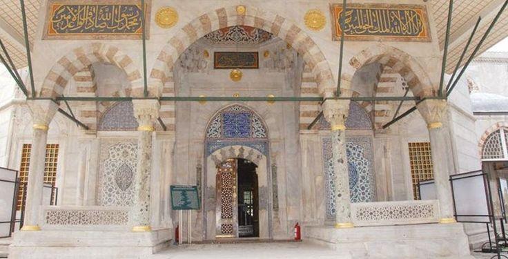 Turkey requests France return stolen tiles from tomb of Sultan Selim II in Hagia Sophia