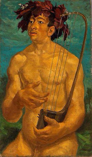 Bacco, 1937 Afro Basaldella