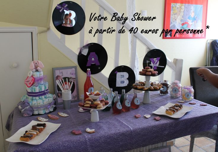 Une baby Shower musicale