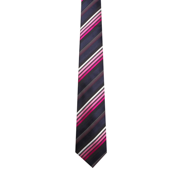 """Slaters Limited Collection """"DC15267"""" Silk Tie - Ties - Formal - Menswear   Slaters"""