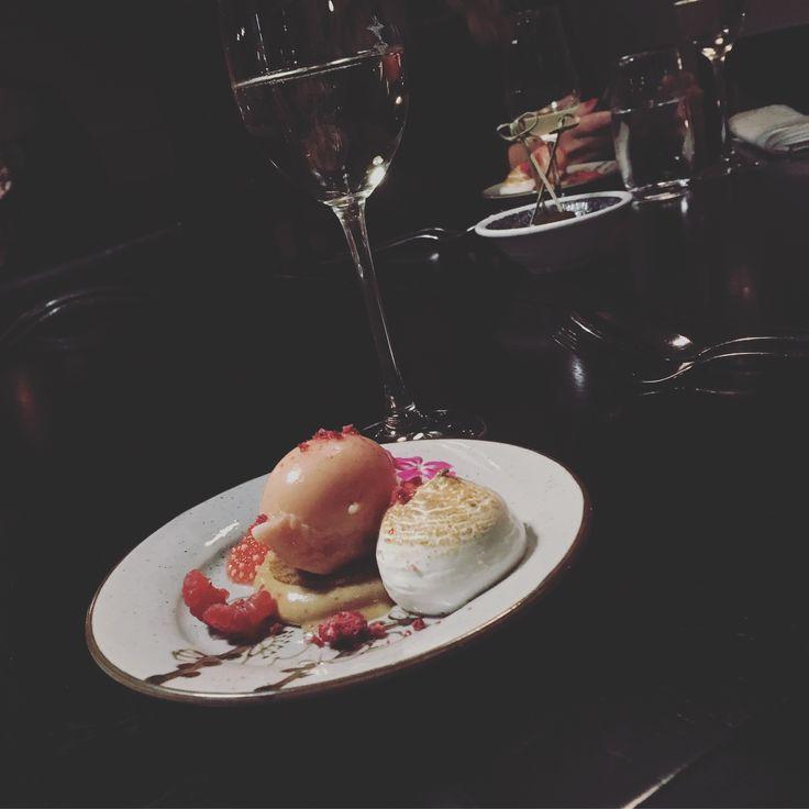Dessert at Farang, Helsinki. https://www.instagram.com/katritamminen