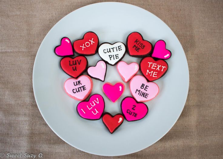 15 best Valentine\'s Day Cookies images on Pinterest | Teddy bears ...