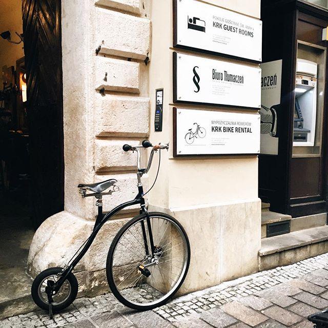 🚲#travel  #vscocam  #Poland #Krakow #vscokrakow #vscopoland #polska #krakow_gram #europe #eurotrip #traveleurope #vscoeurope #visitkrakow #TLPicks #welovecracow #krk #фотографвевропе #cracow #igerskrakow #igerspoland #krakowplaces  #europe_gallery #typ_krakow #vzcokrakow #краков