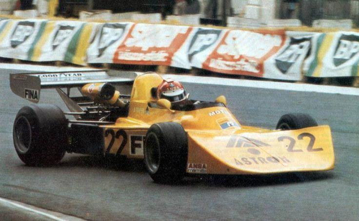 https://www.facebook.com/groups/grandprixdepaulafuitedanslebois/ Pau 19 mai 1975 Diulio Truffo, I Osella Squadra Corse Osella FA2 - BMW M12/Neerpasch