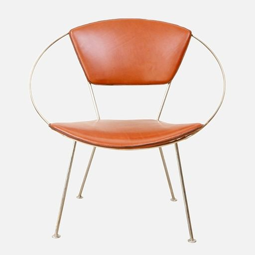 Raymond Loewy for Arvins, Hoop Chair, c.1953 on Paddle8