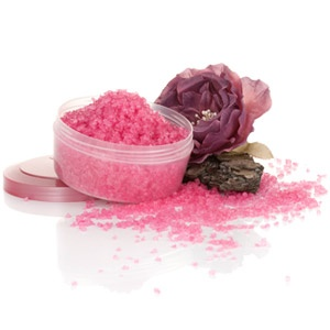 Heaven's Scent Bath Crystals - a wonderful luxurious bath product for your gifts this Christmas