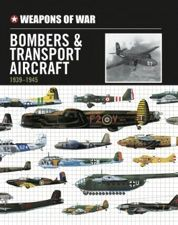 Bombers and Transport Aircraft 1939 to 1945, Amber, features 150 of the most significant aircraft from World War II. The book includes classics such as the Lancaster heavy bomber, B-17 Flying Fortress, Heinkel He 111, and the Junkers Ju 87 'Stuka' divebomber.