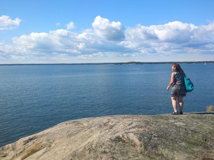 Stockholm archipelago 2012, Fjärdlång island.