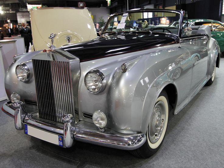 Rolls-Royce Silvercloud : Voitures de collection : les plus beaux modèles - Linternaute.com Automobile