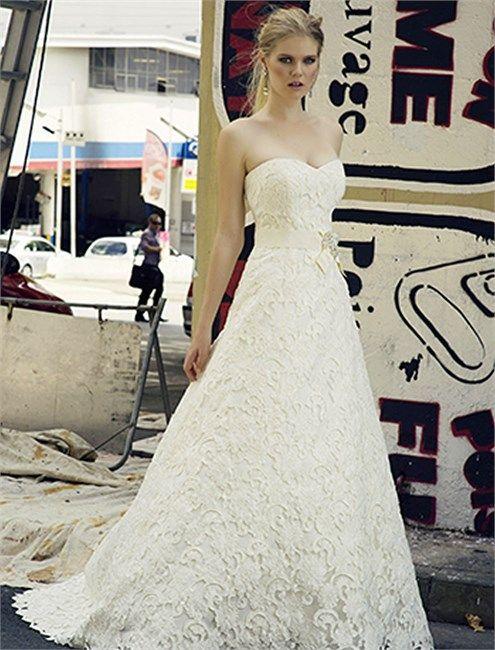 Wedding Dresses by Henry Roth