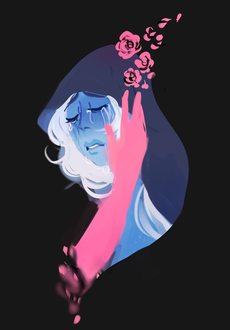 Blue Diamond And Pink Diamond Su Fanart Steven