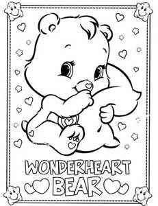 48 best care bears coloring pages images on Pinterest Care bears