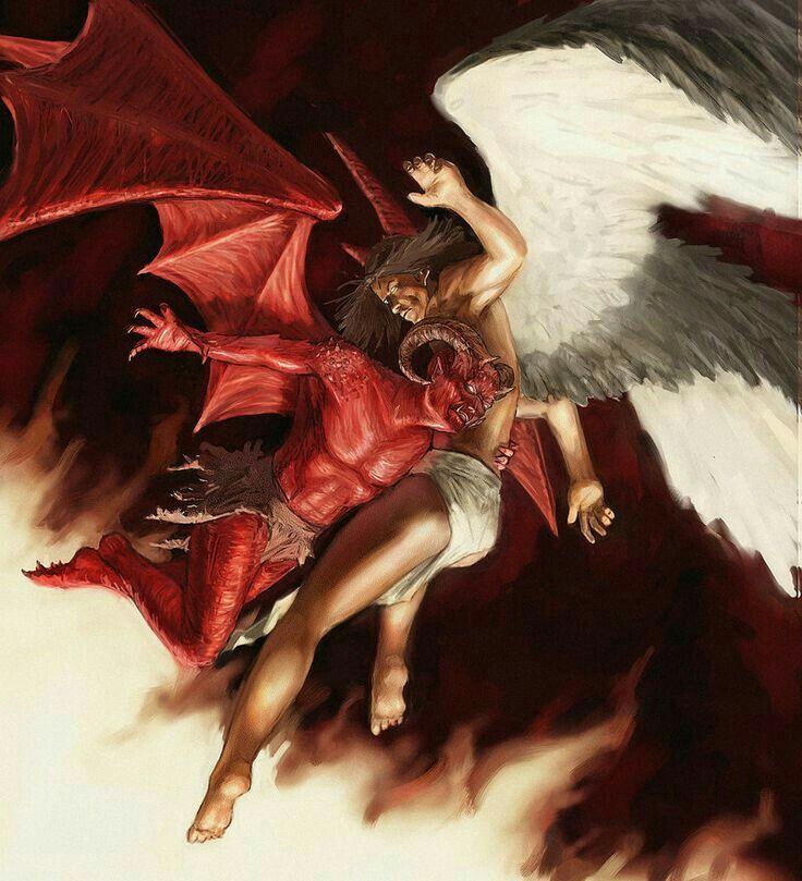 Pin De Yashiro Nanakase Marquez En Angeles Vs Demonios Angeles Y Demonios Arte De Criaturas Miticas Imagenes De Angeles Celestiales