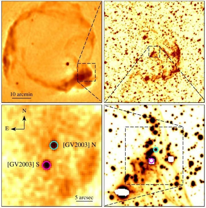 Astronomers have discovered a star system boasting an atmosphere polluted by heavy elements including calcium. Until now most astronomers believe calcium-rich atmospheres were the results of a helium shell detonation on low-mass white dwarfs. The new study offers an alternative explanation.