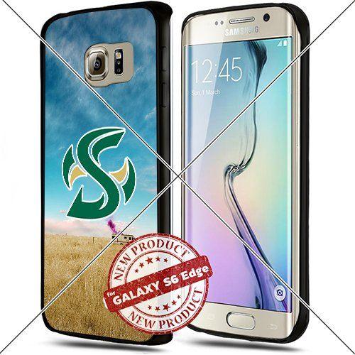 NEW Sacramento State Hornets Logo NCAA #1495 Samsung Galaxy S6 Edge Black Case Smartphone Case Cover Collector TPU Rubber original by WADE CASE [Breaking Bad] WADE CASE http://www.amazon.com/dp/B017KVO3UO/ref=cm_sw_r_pi_dp_oXDBwb0EMKBX0