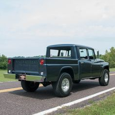 1967 International Harvester 1100B Travelette 4×4 Photo 116