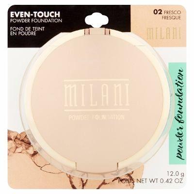 EVEN - TOUCH POWDER FOUNDATION Base de pó de cobertura média aveludada e leve Suaviza e solta o tom de pele enquanto cobrem imperfeições. Aplicador de esponja de luxo incluído. #base #makeup #milani #cosmeticos #love #powder #produtosimportados