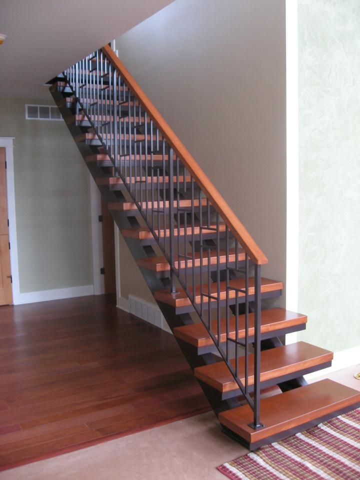 Best 24 Best Open Railing Designs Images On Pinterest Stairs 640 x 480