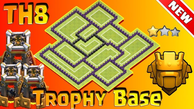 TH8 Trophy Base 2017 With Bomb Tower New Update. New Town Hall 8 Titan Trophy Pushing Base 2016/2017 with replays. Clash Of Clans TH8 Trophy Base 2017 New Update. https://www.youtube.com/watch?v=5g6VajN7DNo&list=PLKSQ2WcmIpM11lpdRGUYcmvfNTE-Dhkh1&index=1    Subscribe This Channel: https://www.youtube.com/clashwithrayofficial?sub_confirmation=1    How to help my channel?  SUBSCRIBE my Channel for more videos.  Like this video.  Share this video with your friends.  Add this video to Watch…
