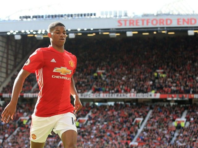 """Manchester United's Marcus Rashford to """"embrace"""" Istanbul atmosphere"""