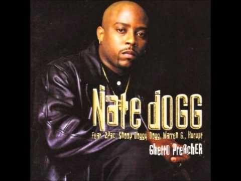 Nate Dogg / Never Leave Me Alone - Puts me in a reminiscent musical mood today. Miss me some Nate Dogg. -m