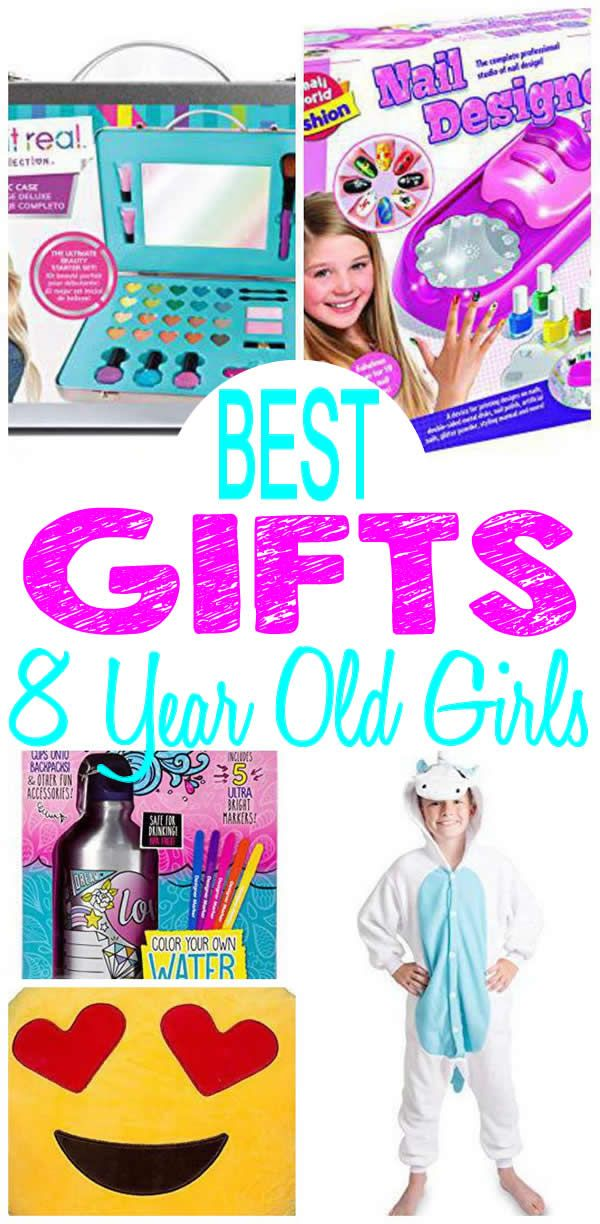 TOP Gifts 8 Year Old Girls Will Love Find Trendy And Popular Eight Want Check Out These Christmas Or 8th Birthday