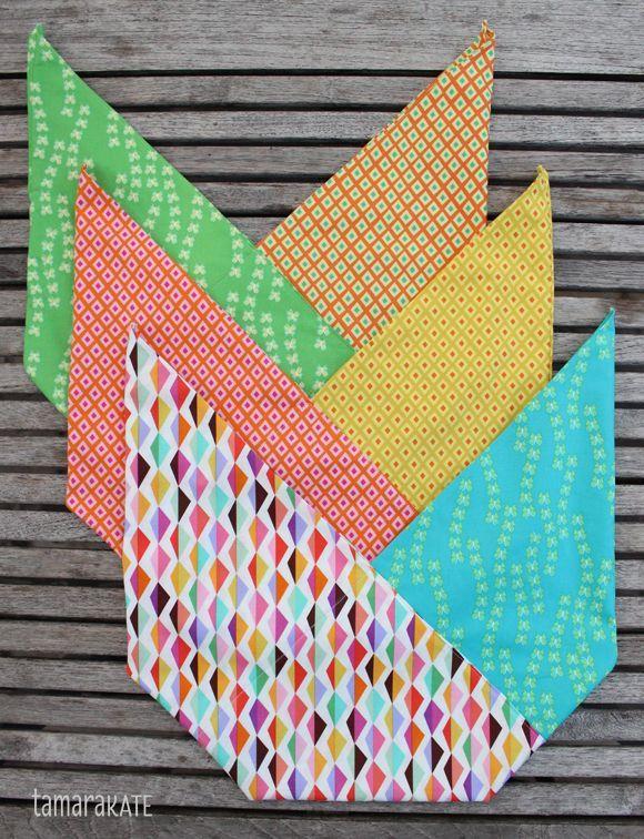 tamara kate – bento bag – origami oasis7Jackie Russell