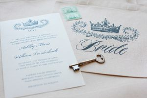 143 best diy wedding invitations images on pinterest diy wedding crown wedding invitations stopboris Images