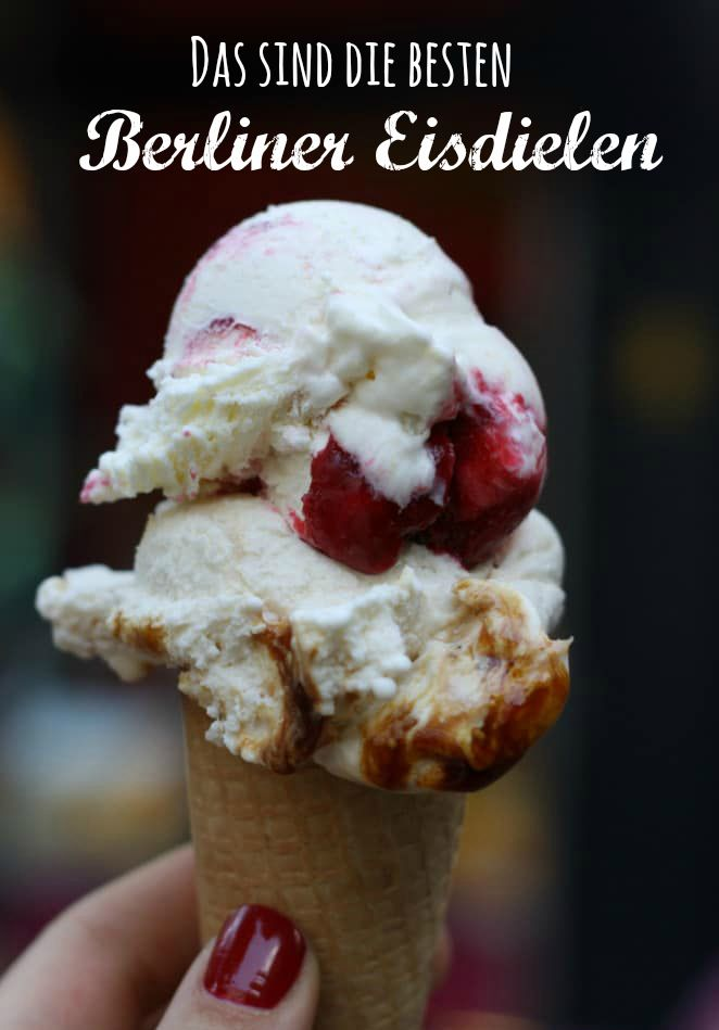 Unzählige Eisdielen gibt es in Berlin und auch viele richtig gute. Eine kleine Auswahl der besten findest du bei PASSENGER X